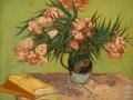 Vincent Van Gogh - Oleanders